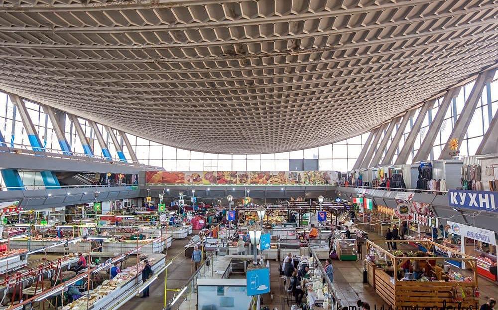 Житний рынок, Фото: Kami / mywanderlust.pl