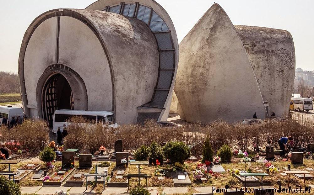 Киевский крематорий, Фото: Kami / mywanderlust.pl