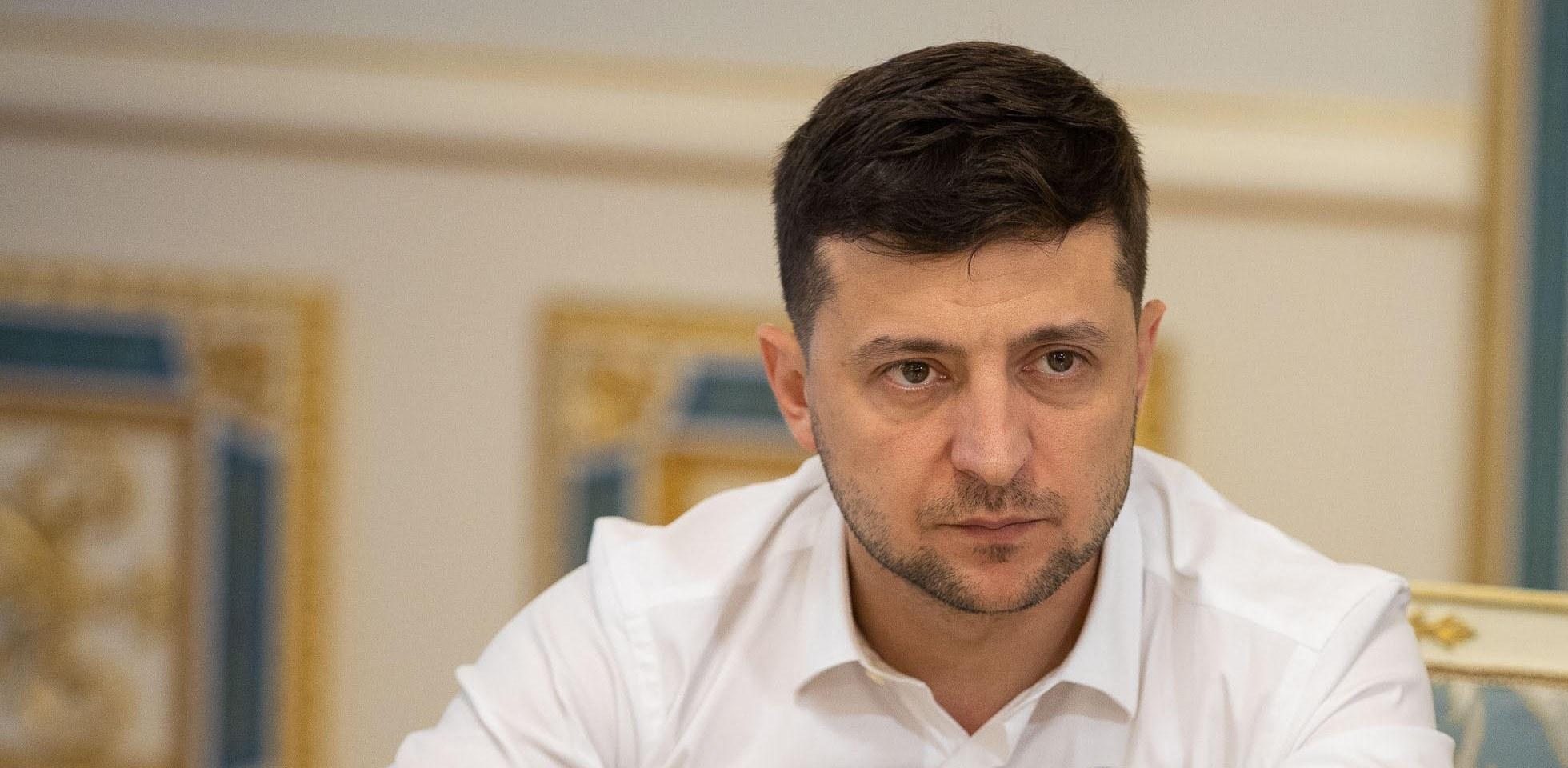 Владимир Зеленский (фото - пресс-служба президента)