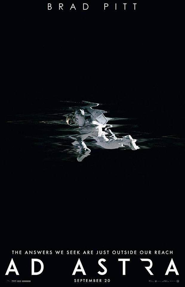 Брэд Питт в космическом боевике: появился трейлер фильма - видео