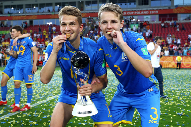 Чемпионы мира по футболу U-20: главное об этих парнях