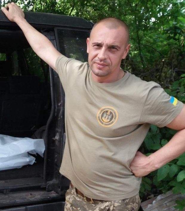 На востоке умер командир разведки батальона из Кропивницкого