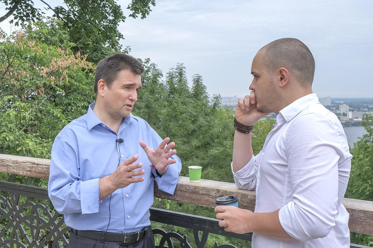 Павел Климкин: За полтора месяца Зеленский ни разу не звонил