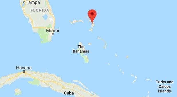 На Багамах разбился американский угольный миллиардер