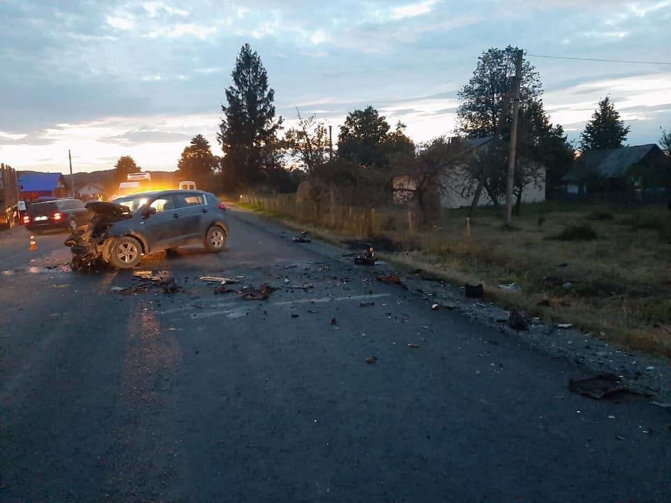 ДТП в Ивано-Франковской области: погибли двое детей – фото