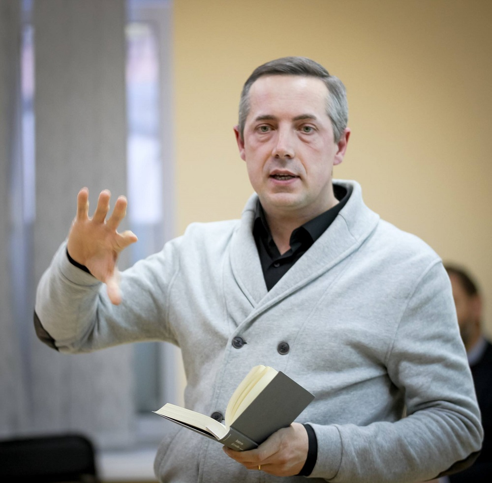 Михаил Минаков, фото из личного архива Минакова