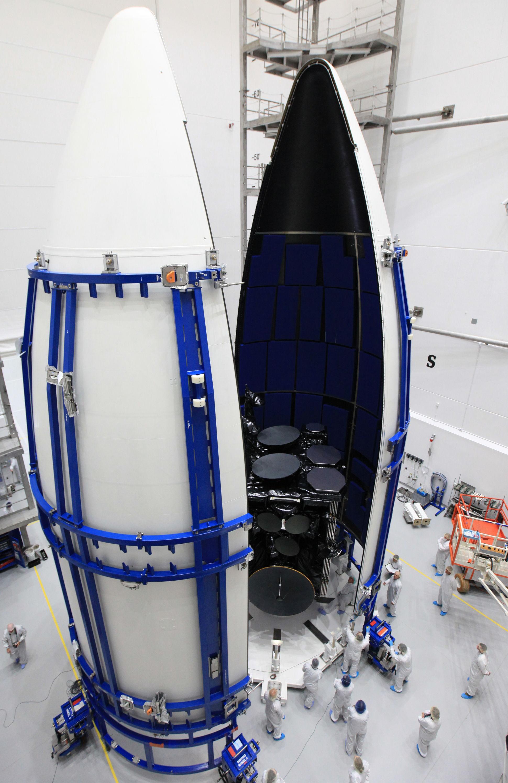 Для армии США запустили в космос AEHF-5 за $1,1 млрд: видео