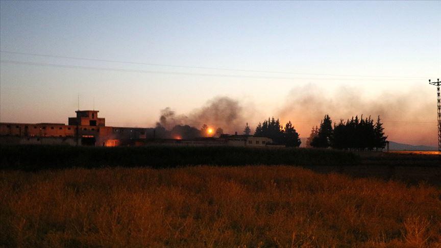 Взрыв в Турции (фото - Anadolu)