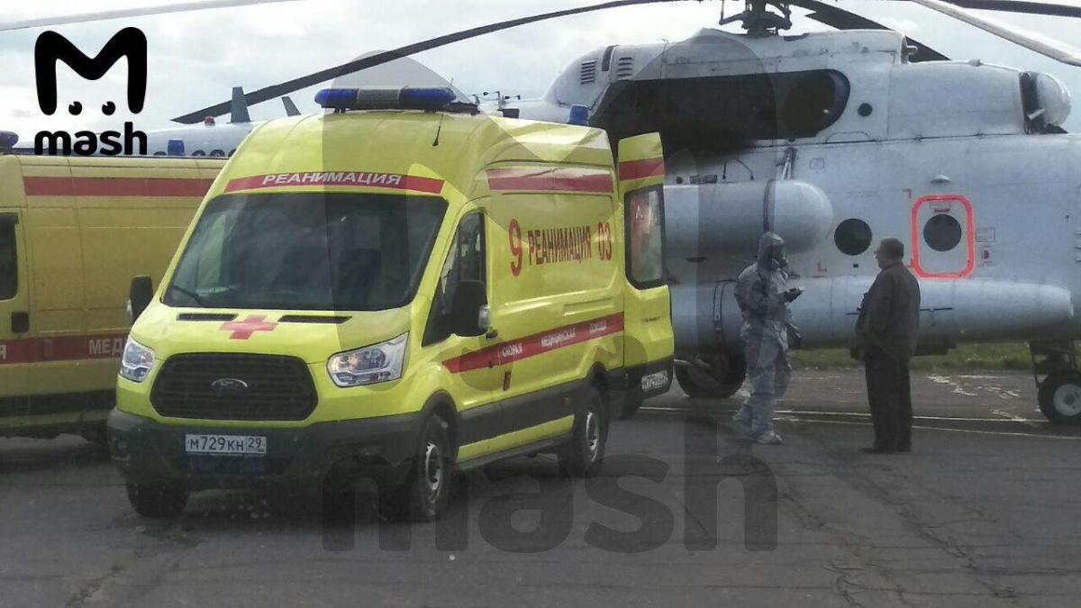 СМИ: Шесть человек получили серьезную дозу радиации в РФ - фото