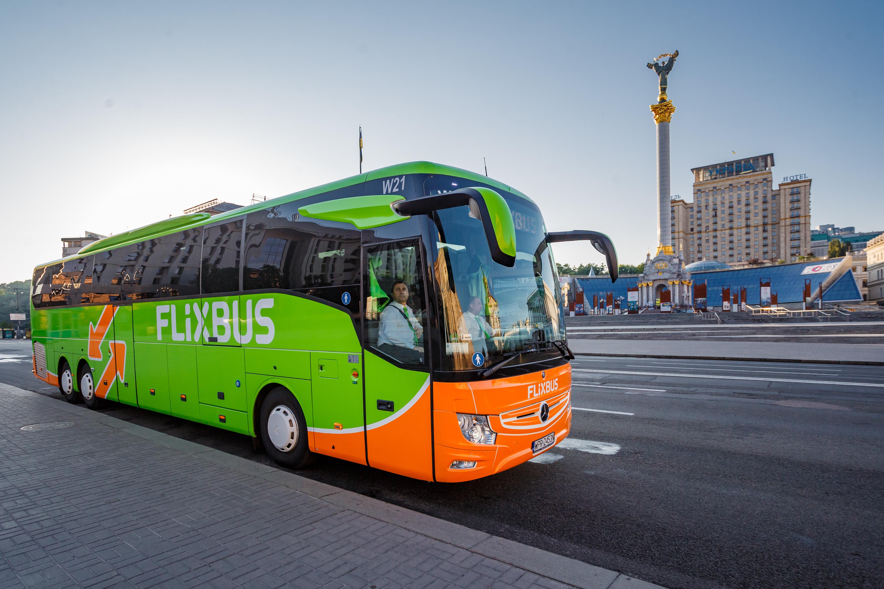 Фото: пресс-служба FlixBus
