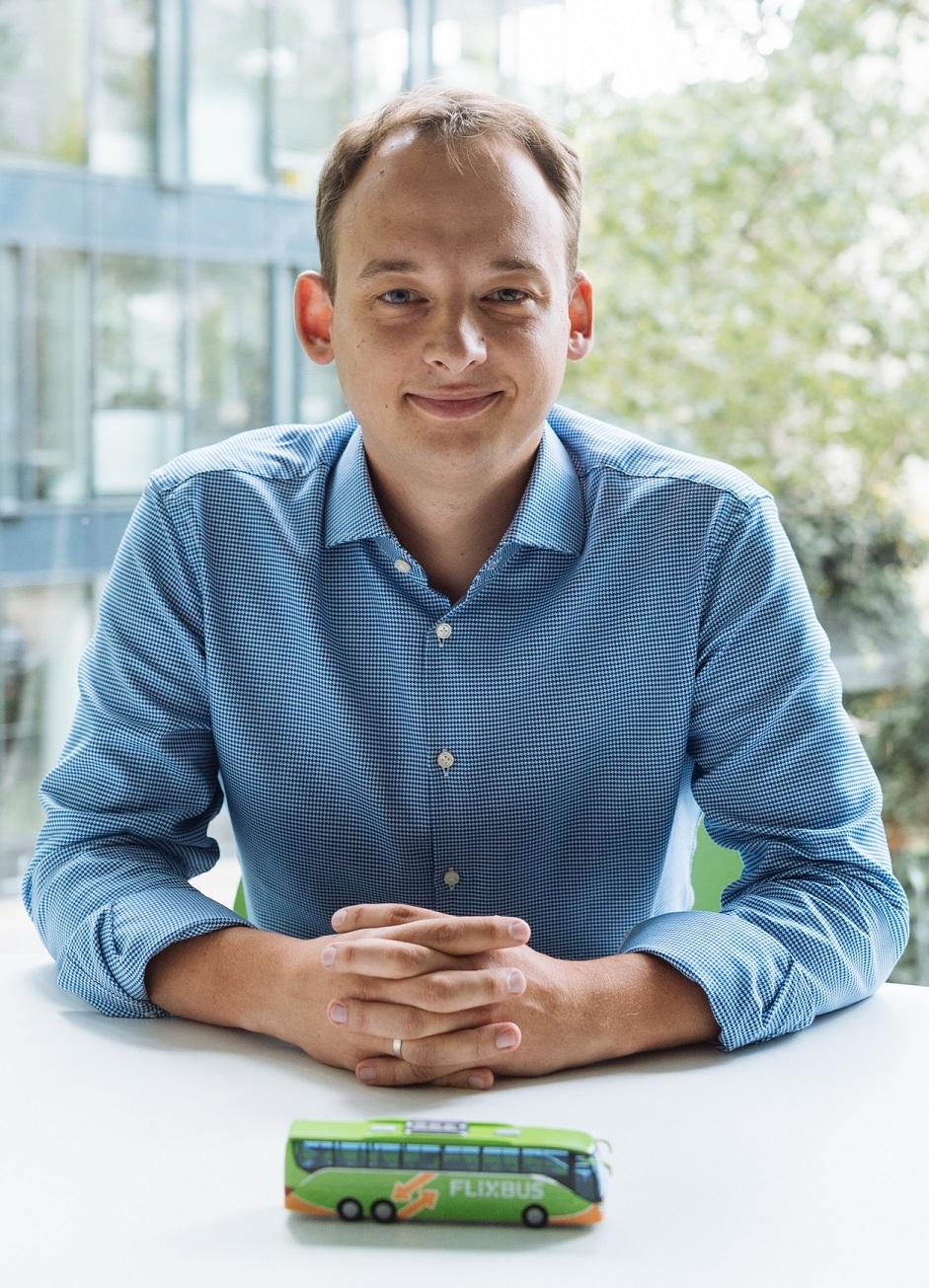 Михал Леман, фото: пресс-служба FlixBus