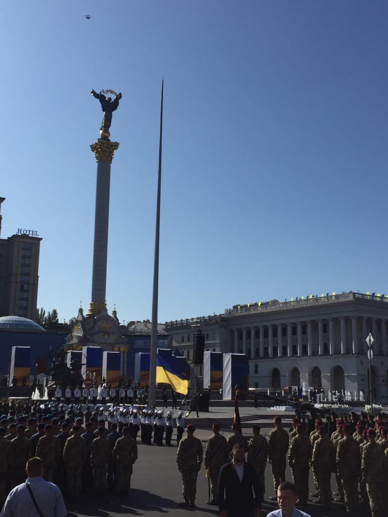В Киеве прошло Шествие достоинства: фото и видео