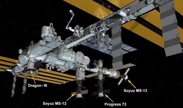 """Корабль """"робота"""" Федора со второй попытки причалил к МКС: видео"""