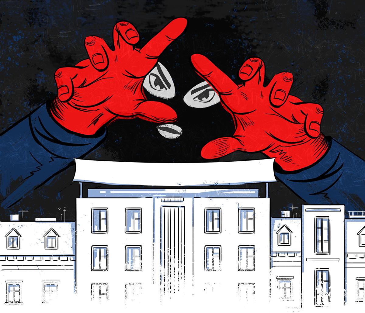 ПростоРейдерство, или как полтора десятка регистраторов разрушили инвестклимат в Украине