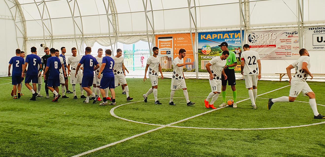 Состоялся Кубок по мини-футболу среди застройщиков Builders Cup