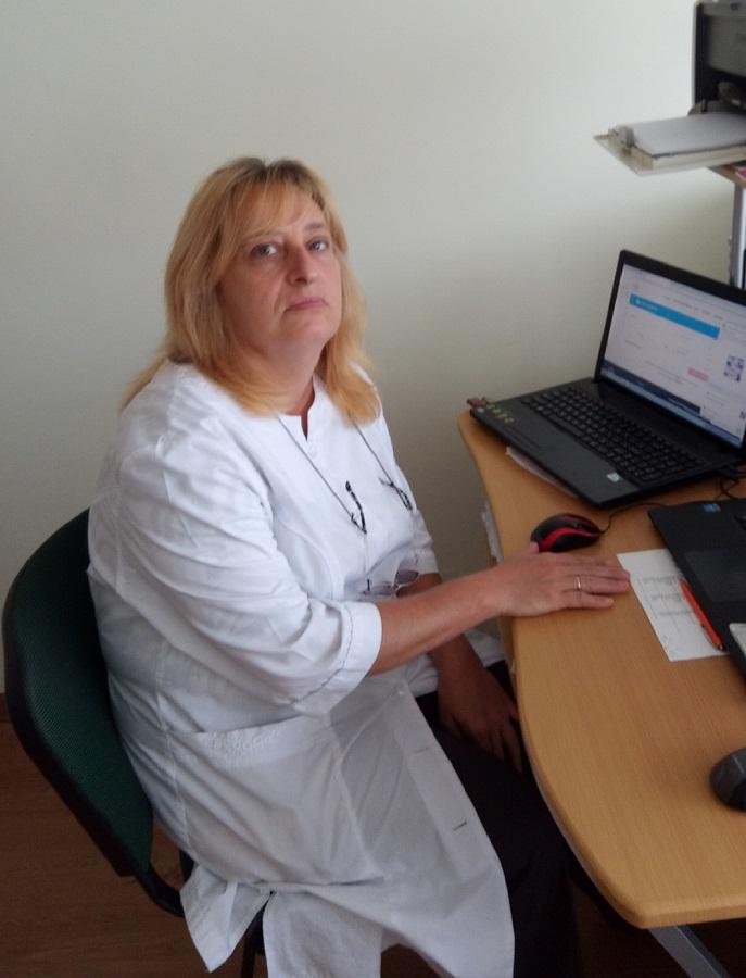 Антоніна Кучеренко (Фото з особистого архіву Кучеренко)