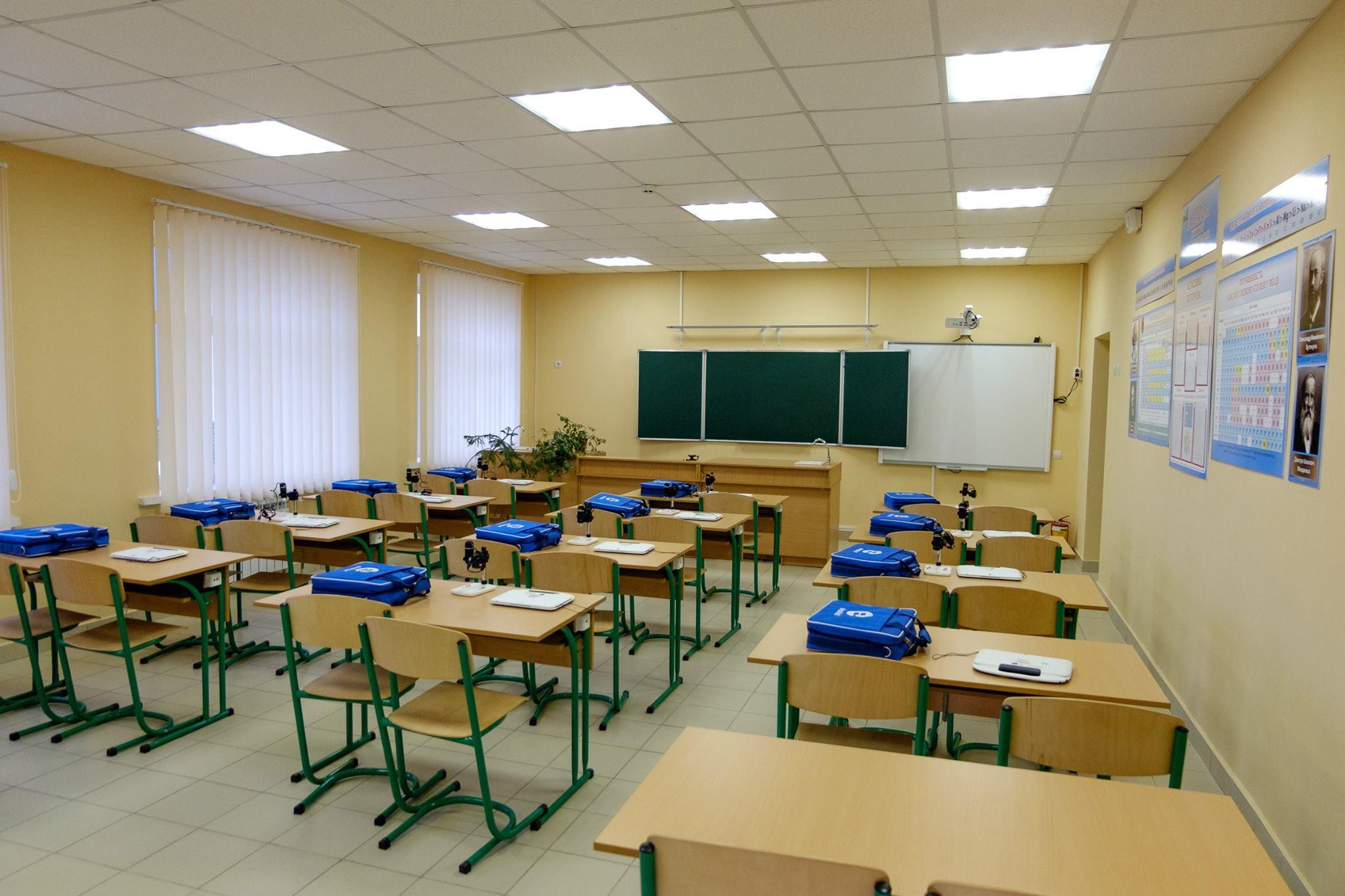 Школа, которая не ворует у детей будущее: топ 10 опорных учебных заведений Украины