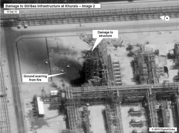 США обвинили Иран в атаке на нефтяные объекты в Саудовской Аравии