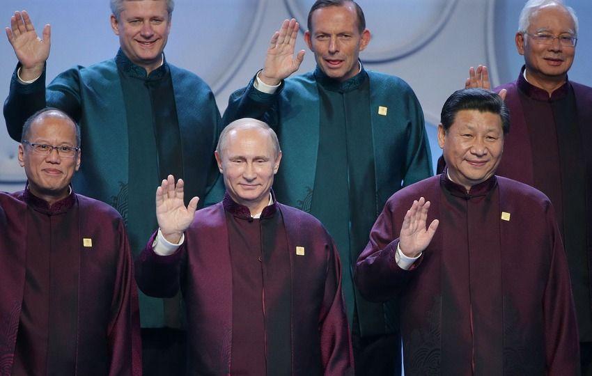 Фото: пресс-служба саммит АТЭС Пекин-2014