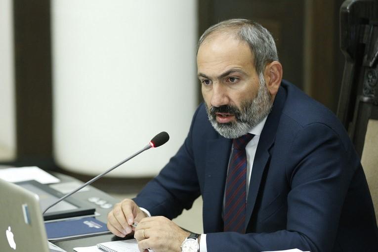 Никол Пашинян, фото: Радио Азутутюн (Радио свобода)