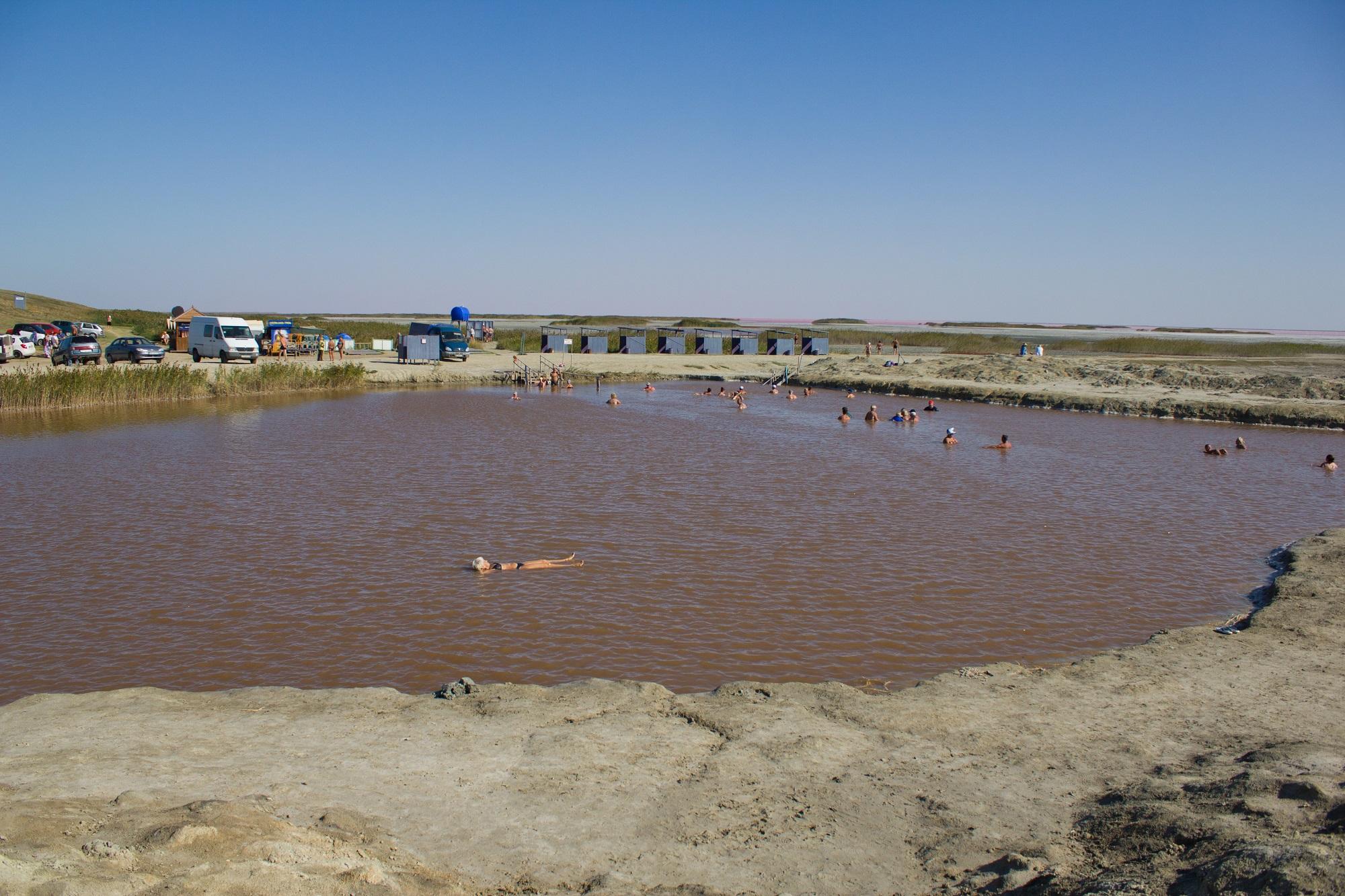 Как увеличить бюджет громады в 8 раз, имея только грязь и озеро. Пример Присивашья