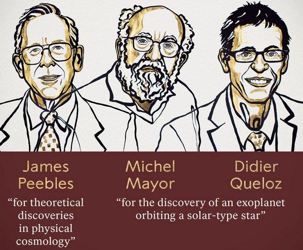Нобелевскую премию по физике дали за космические исследования