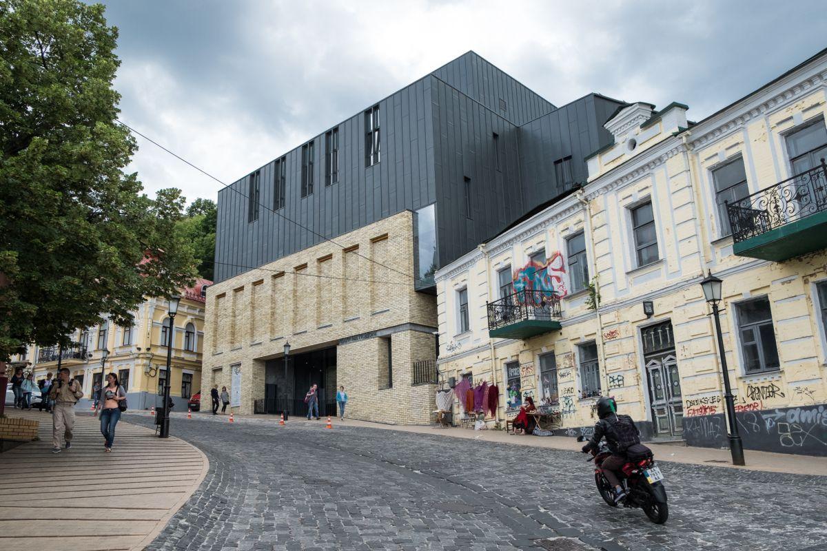 Театр на Подоле, фото: Андрей Ломакин / cultprostir.ua
