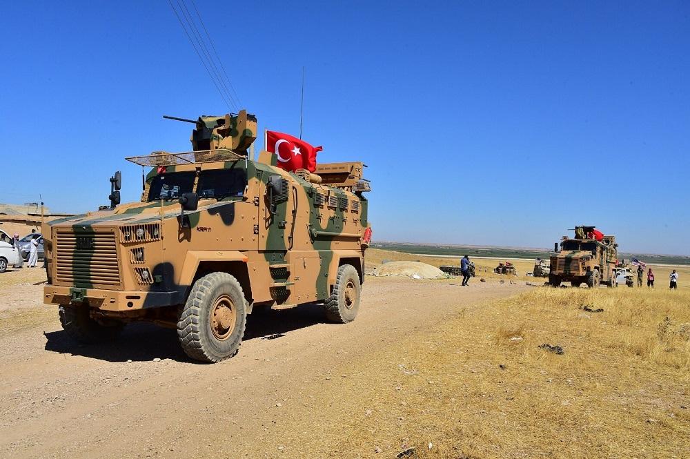 Ердоган оголосив про вторгнення турецьких військ до Сирії