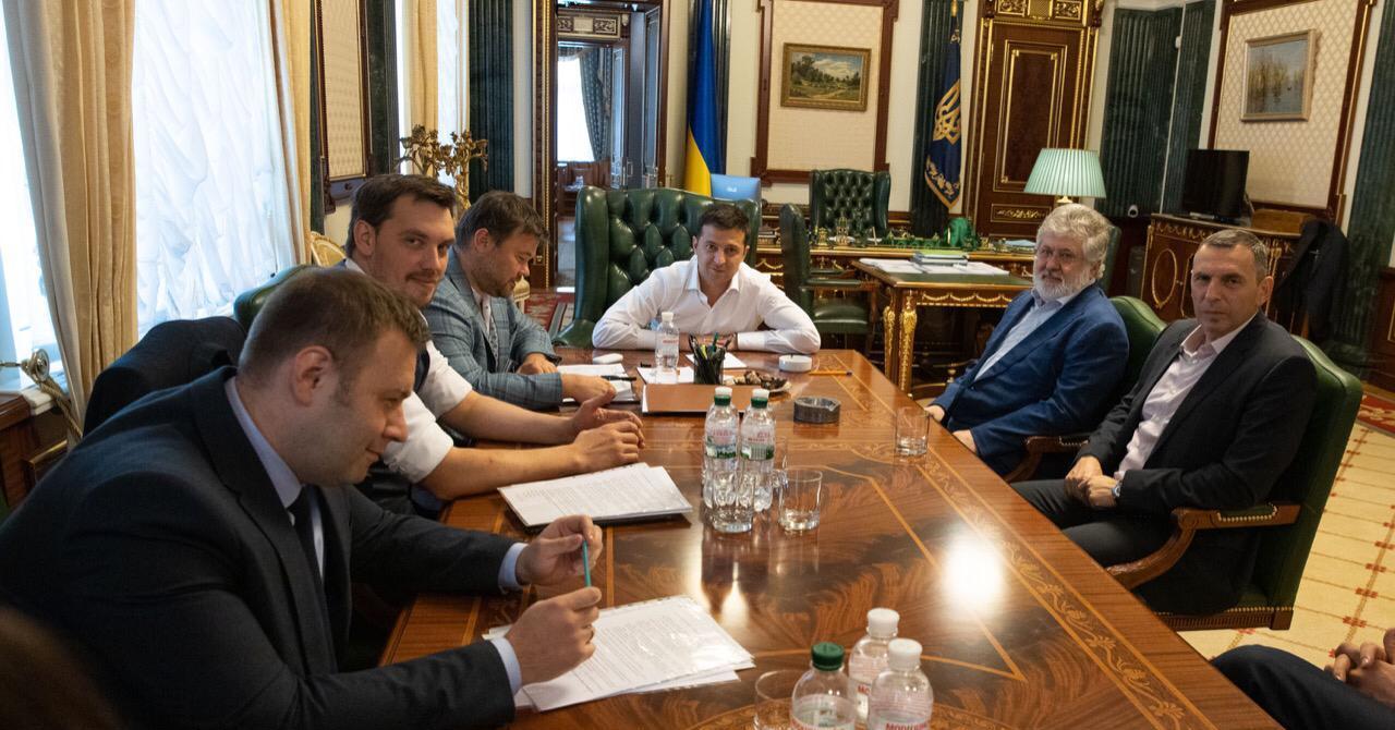 Інтерв'ю| Ми домовилися з Коломойським, що акціонери не грабуватимуть Укрнафту, - Вітренко