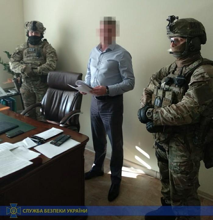 Справа на $8,2 млн. СБУ затримала екс-заступника міністра