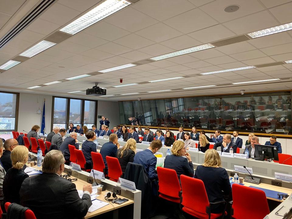 Началось заседание комитета ассоциации Украина-ЕС: что обсуждают