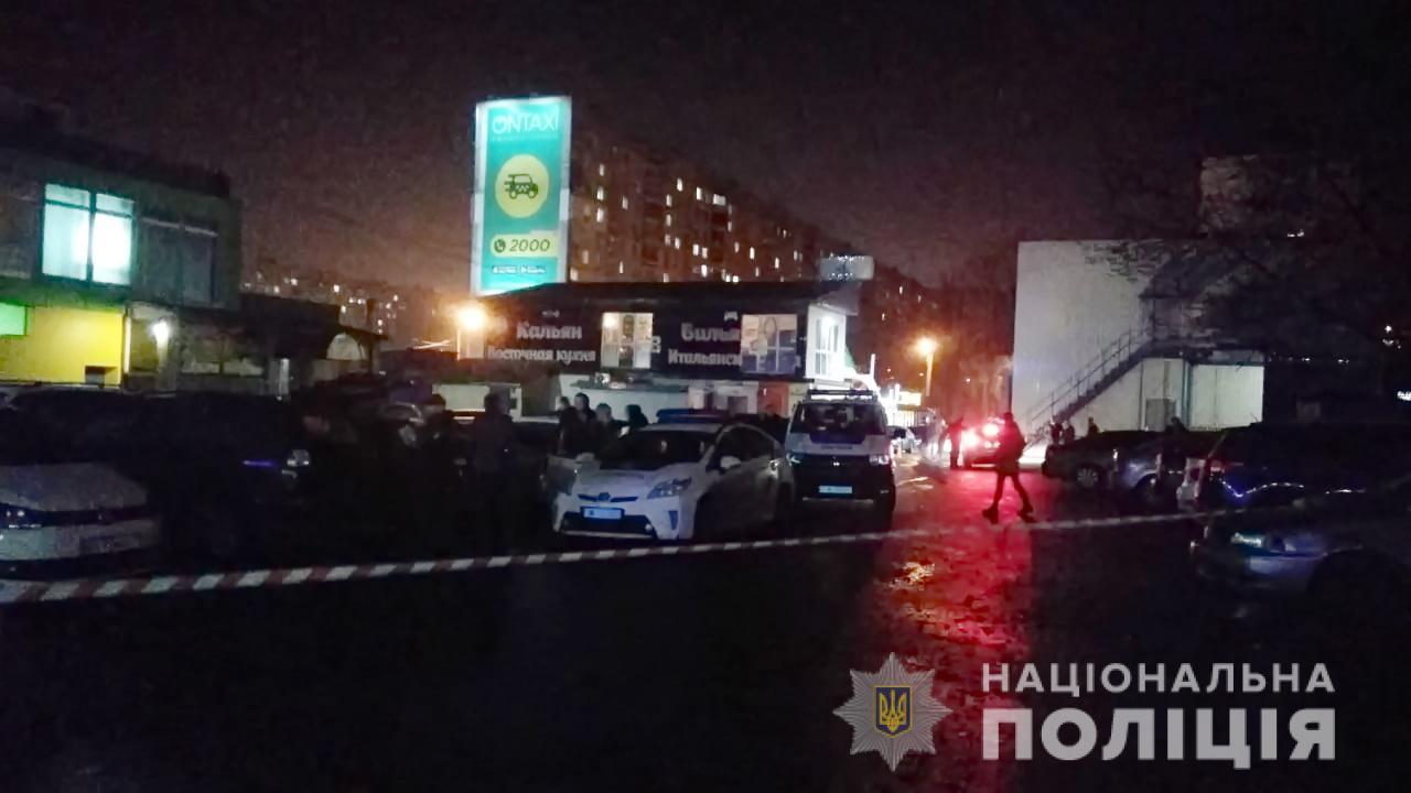 В Харькове стреляли посреди улицы: задержаны 14 человек – видео