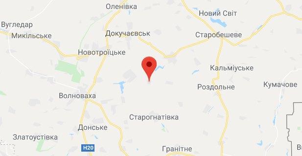 Военные показали, как разминируют Петровское: видео