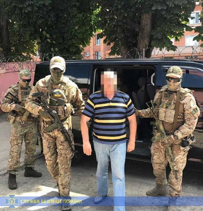 Раскрытому контрразведкой агенту ФСБ дали 12 лет тюрьмы: фото