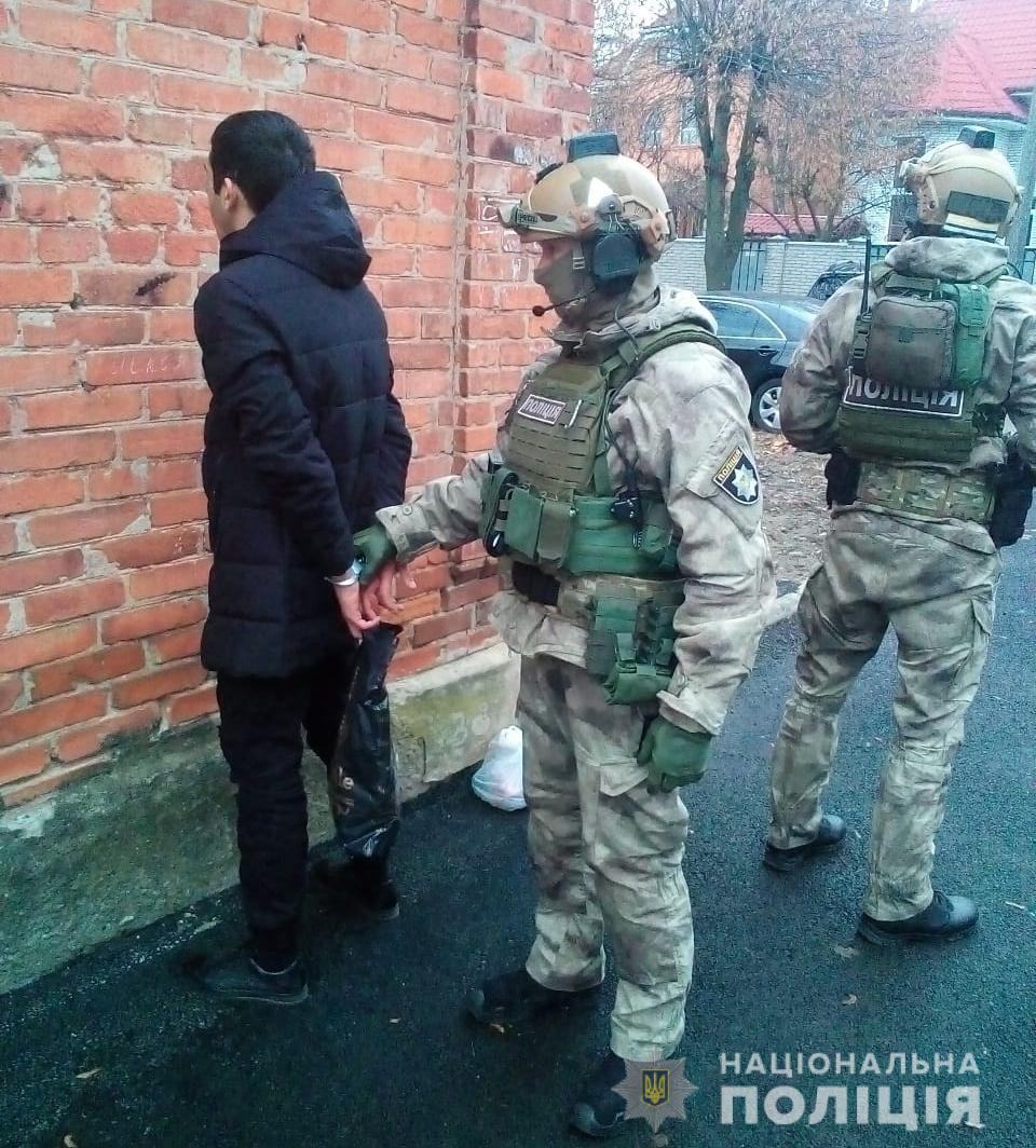 """КОРД """"взял"""" бойца ИГИЛ: его разыскивали за убийство - фото"""