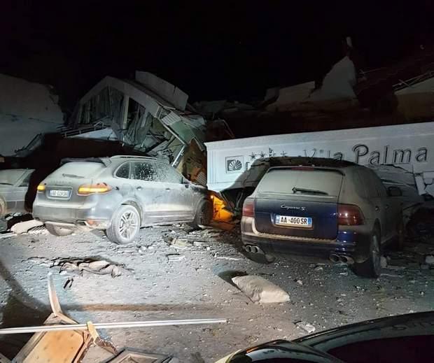Албанию сотрясло сильнейшее за десятилетия землетрясение: видео