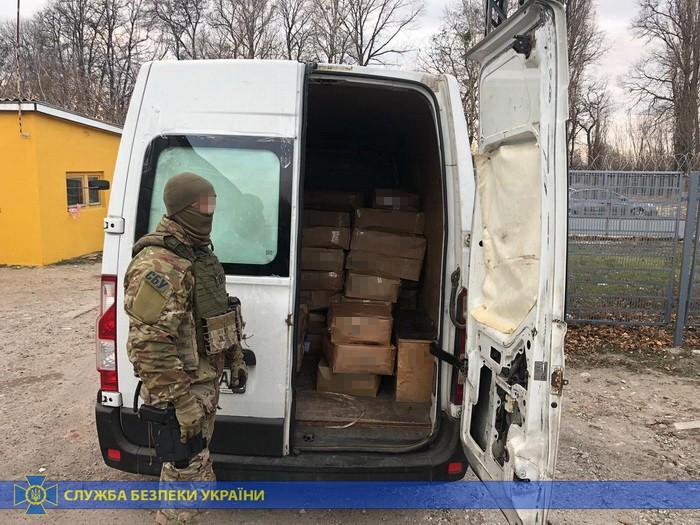 СБУ: В Харькове руководство колоний воровало продукты заключенных