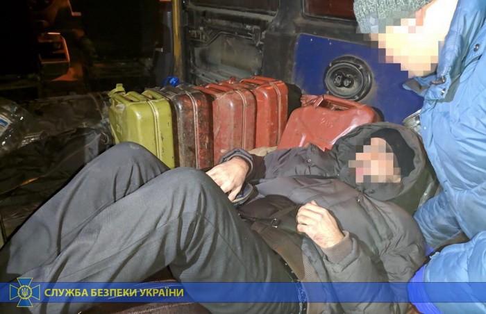 Пограничники участвовали в переправке нелегалов в РФ - СБУ