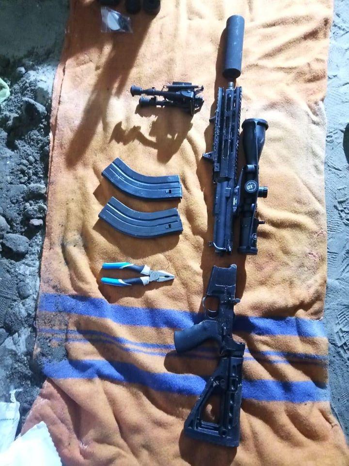 У Авакова показали оружие, из которого убили сына депутата: фото