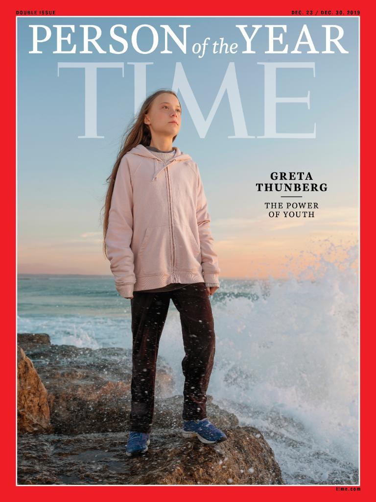 "Time объявил ""человека года"""