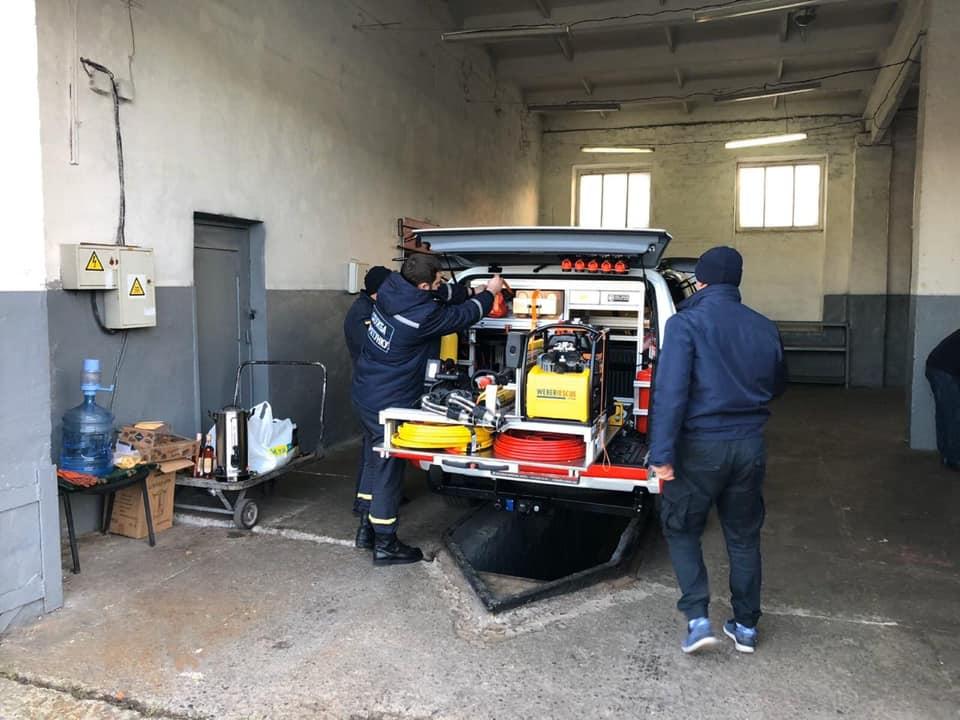 Спасателям закупили автомобили на базе Ford Ranger: фото