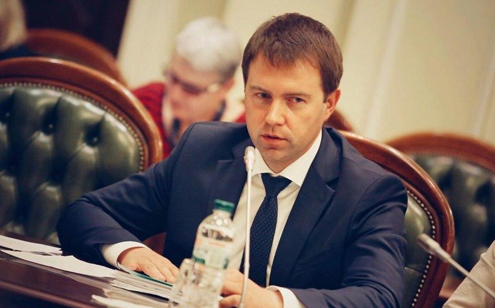 Сергей Ионушас (Фото: пресс-служба Слуги народа/Facebook)