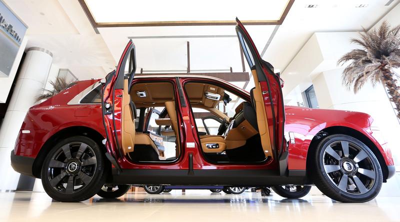 В 2019 году Rolls-Royce продал рекордное количество автомобилей