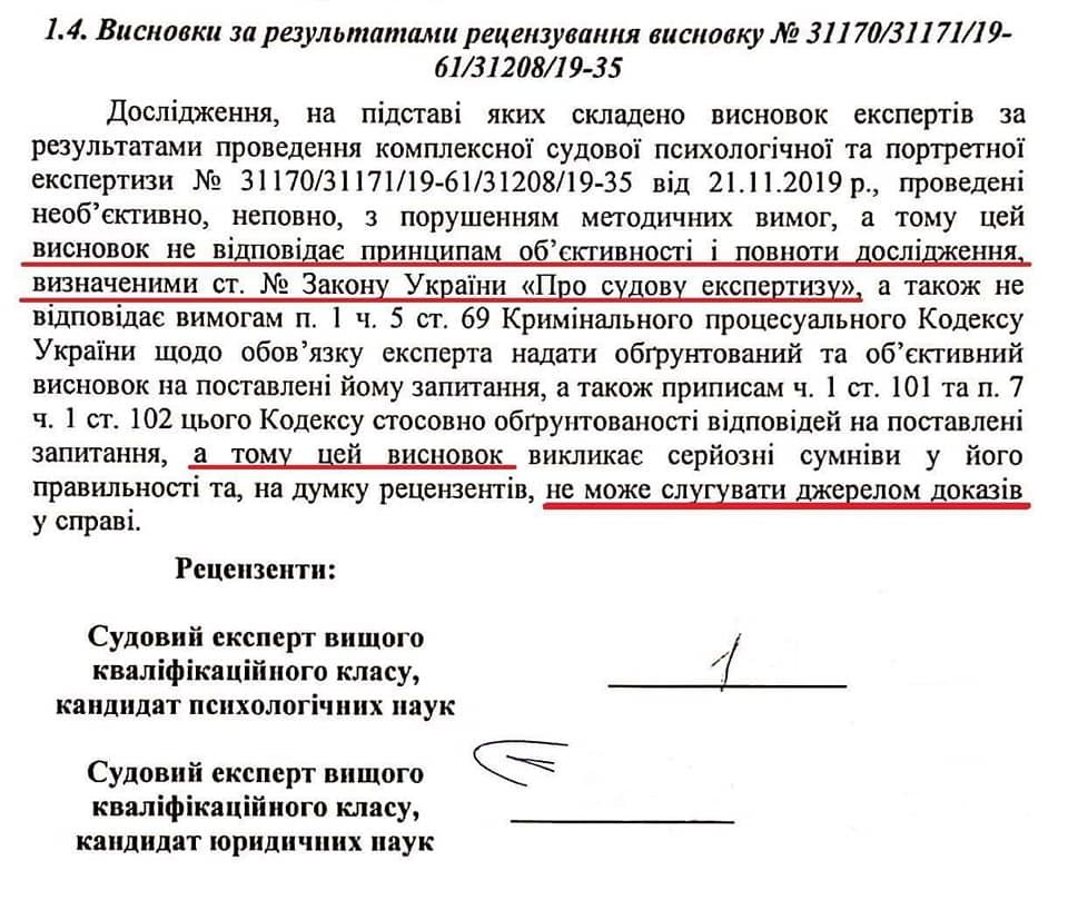 Справа Шеремета: експерти визнали докази МВС неповними