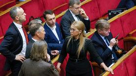 Тимошенко, Тарута и еще 48 депутатов обжаловали в КСУ назначение членов НКРЭКУ - новости Украины, ТЭК