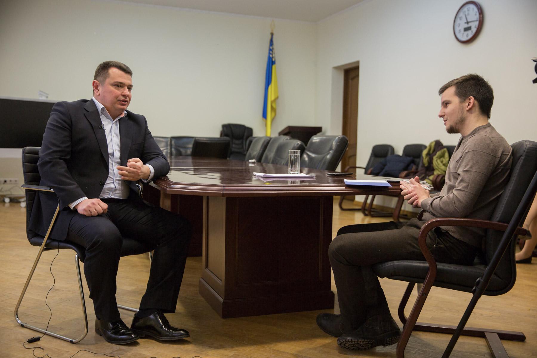Артем Ситник (фото - прес-служба НАБУ)