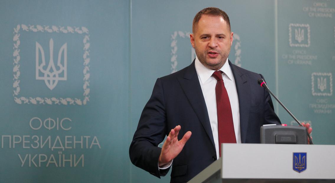 Андрей Ермак (Фото: Сергей Долженко/ЕРА)