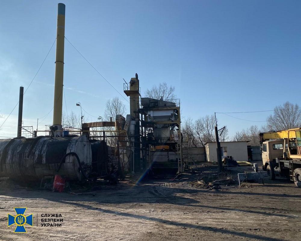 Кривой Рог. СБУ выявила крупные убытки при строительстве дорог - фото