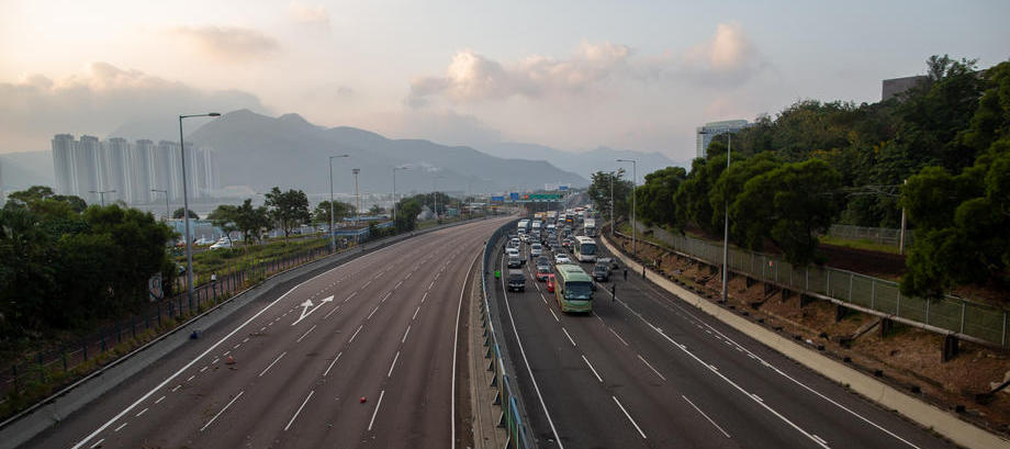 В Китае отменили плату за проезд по дорогам