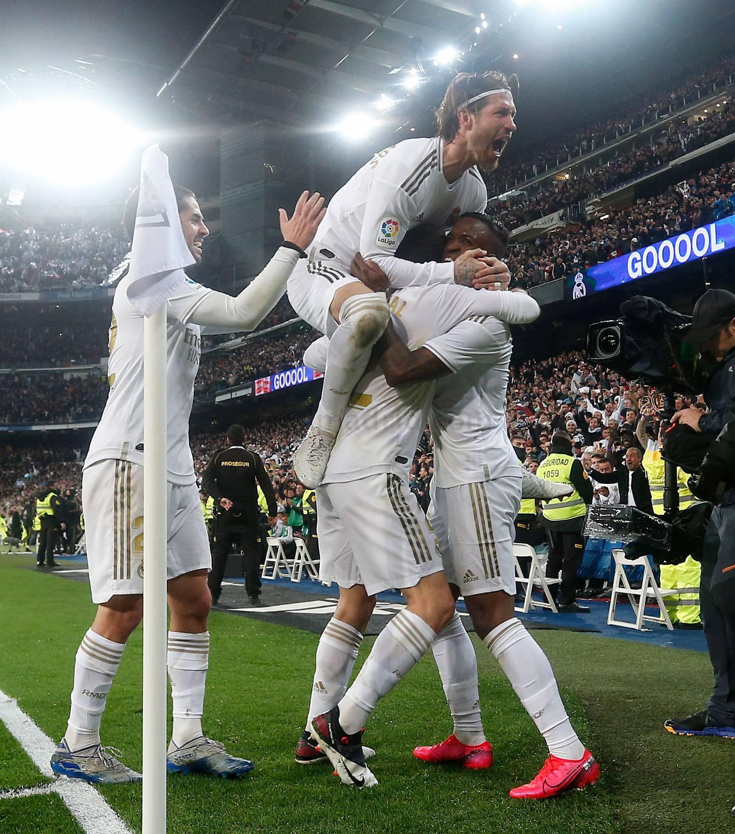 Гол Винисуса, Реал Мадрид - Барселона
